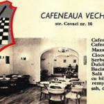 Băuturi pe bază de cafea în Țările Române și în România ante/inter/postbelică