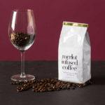 O inedită paralelă vin / cafea